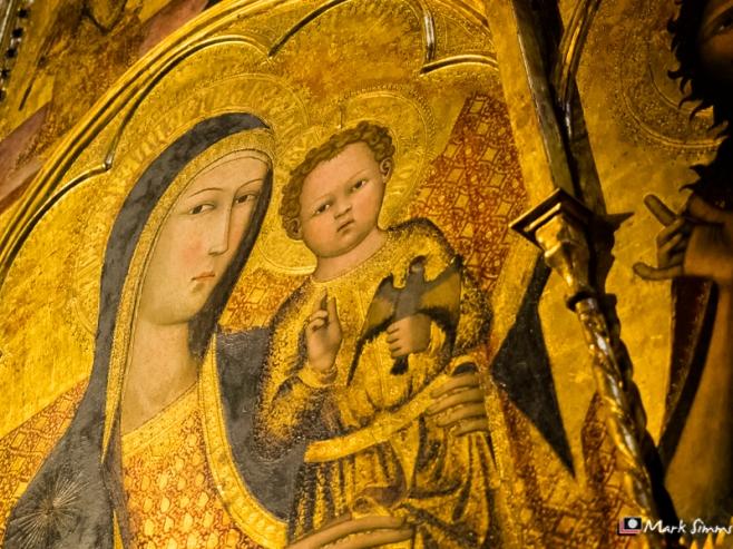 Baptistry, Siena, Tuscany, Italy