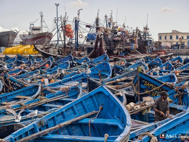 Harbour, Essaouira, Morocco, North Africa