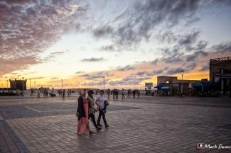 Sunset, Essaouira, Morocco, North Africa
