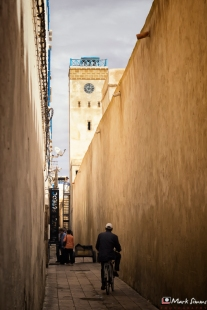 Streets of Essaouira, Morocco, North Africa