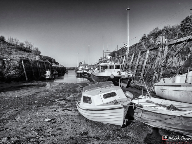 Amlwch, Anglesey, Wales, UK