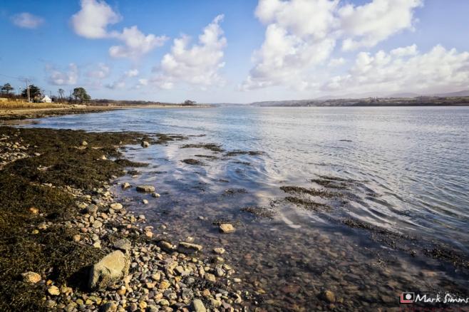 Menai Straits, Anglesey, Wales, UK