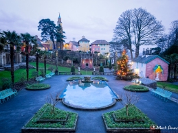 New Years Eve 2015, Portmeirion, Wales, UK