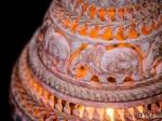 Elephant Lantern, Home, Wirral, Merseyside, England