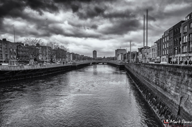 River Liffey, Dublin, Republic of Ireland