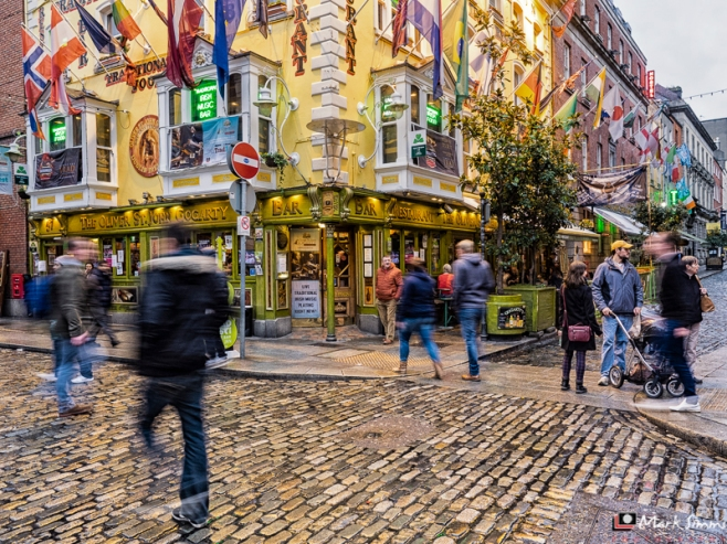 Temple Bar, Dublin, Republic of Ireland