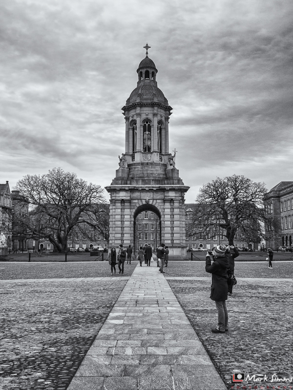 Trinity College, Dublin, Republic of Ireland