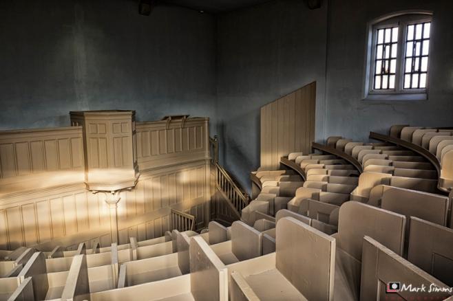 Victorian Prison, Castle, Lincoln, Lincolnshire, England
