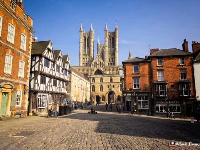 Streets, Lincoln, Lincolnshire, England