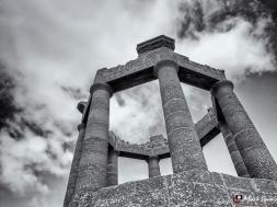 Black Hill War Memorial, Stonehaven, Aberdeenshire, Scotland