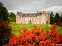 Castle Drum, Banchory, Aberdeenshire, Scotland