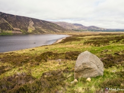 Loch Muick, Spittal of Glenmuick, Ballater, Cairngorms National Park