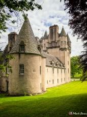 Castle Fraser, Aberdeenshire, Scotland