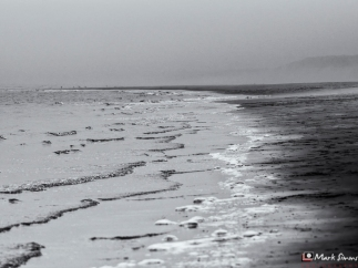 St Cyrus Bay, Aberdeenshire, Scotland