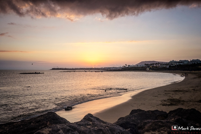 Playa Blanca, Lanzarote, Canary Islands, Spain
