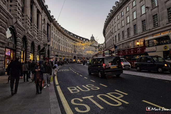 Regent Street, London, England, UK