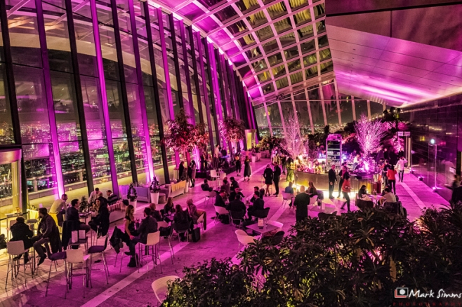 Sky Garden, London, England, UK