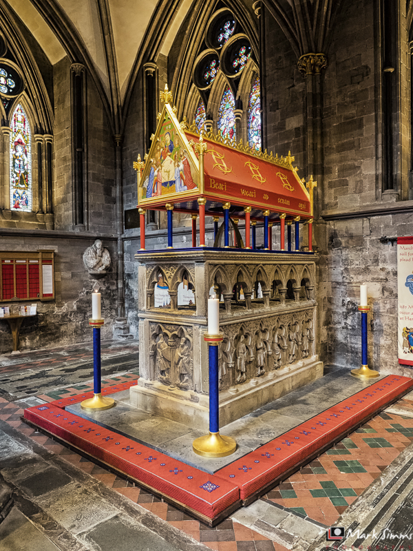 Cathedral, Hereford, Herefordshire, England