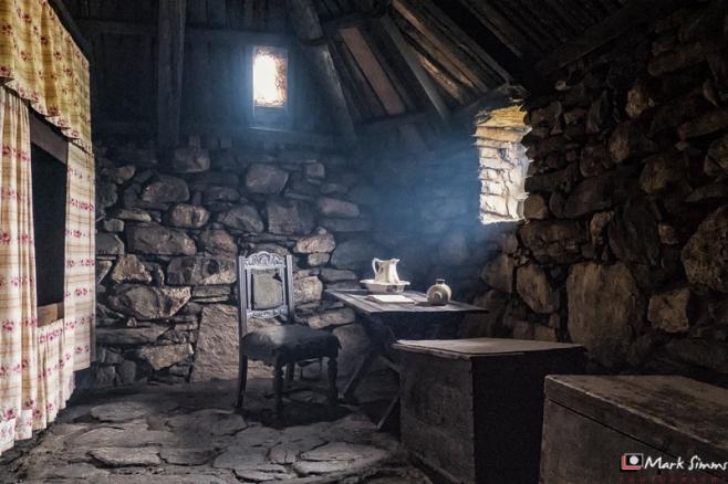 Arnol Blackhouse, Isle of Lewis, Outer Hebrides, Scotland