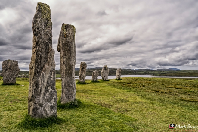 Callanish, Isle of Lewis, Outer Hebrides, Scotland