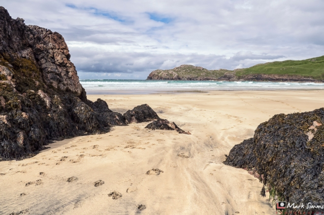 Cliff Beach, Isle of Lewis, Outer Hebrides, Scotland
