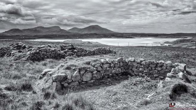 Harris Hills, Isle of Lewis, Outer Hebrides, Scotland