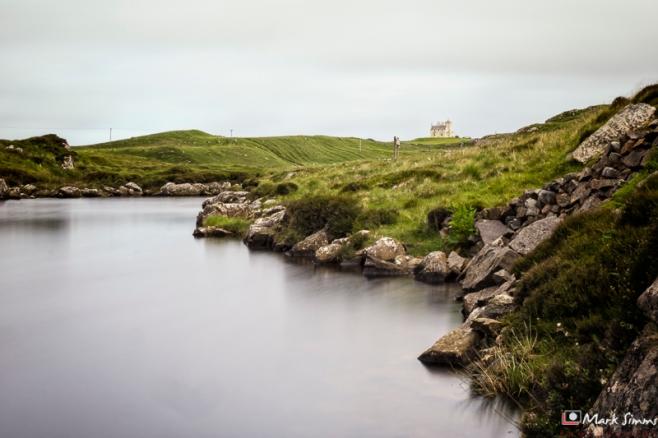 Uig Lodge, Isle of Lewis, Outer Hebrides, Scotland