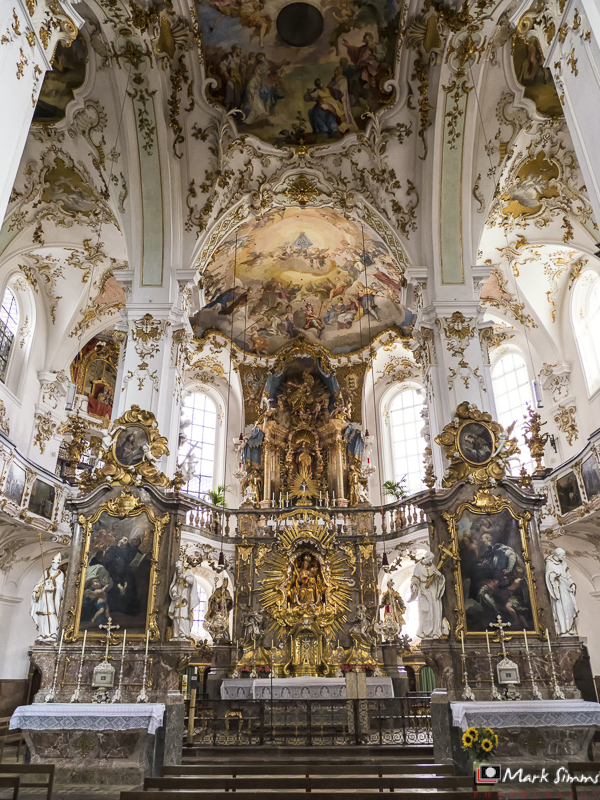 Andechs Abbey, Bavaria, Germany