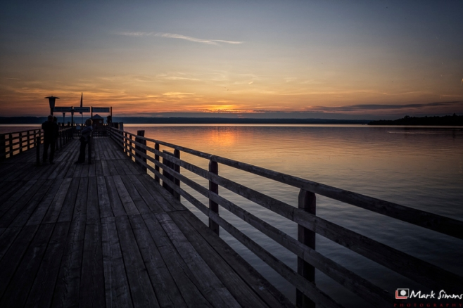 Ammersee, Herrsching, Bavaria, Germany