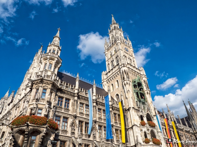 City Centre, Munich, Bavaria, Germany