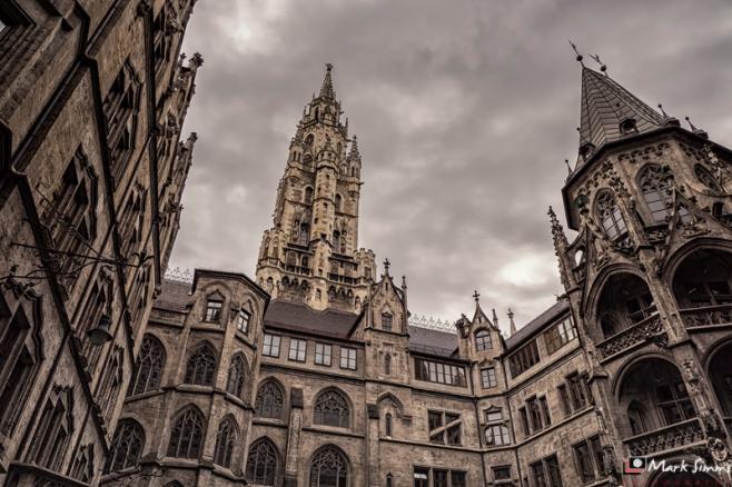 City Centre, Munich, Bavaria, Germany