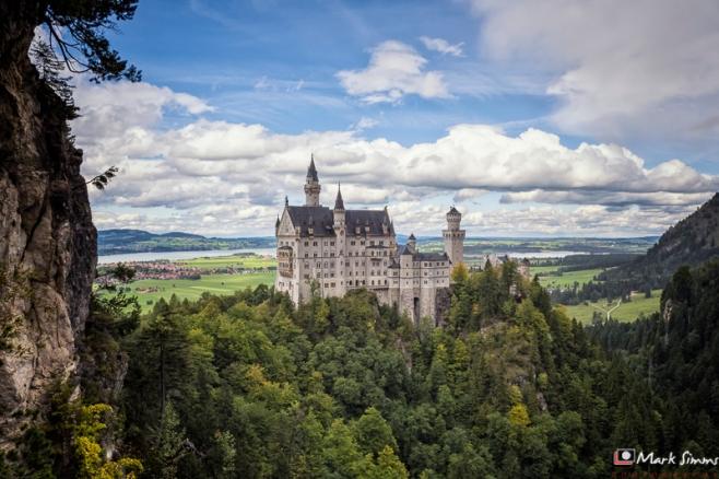 Schloss Neuschwanstein, Bavaria, Germany