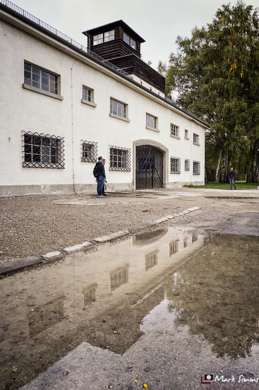 Concentration Camp, Dachau, Bavaria, Germany