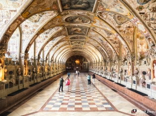The Residenzmuseum, Munich, Bavaria, Germany