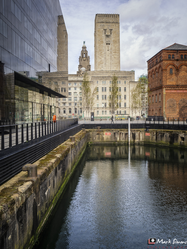 Canning Dock, Liverpool, Merseyside, England