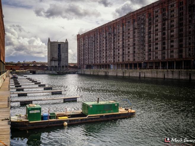 Stanley Dock, Liverpool, Merseyside, England