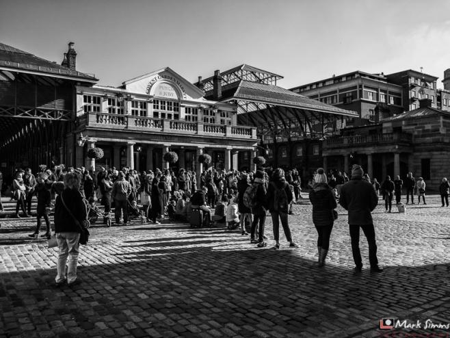 Covent Garden, London, England, UK