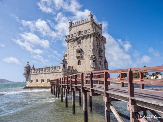 Torre de Belem, Lisbon, Portugal, Europe