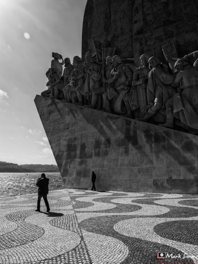 Monument to the Discoveries, Lisbon, Portugal, Europe