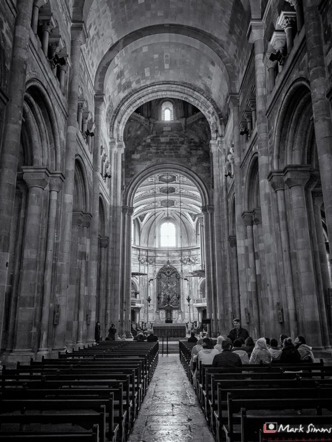 The Se, Lisbon, Portugal, Europe