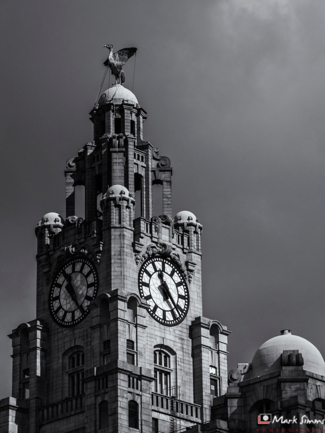 Waterfront, Liverpool, Merseyside, England