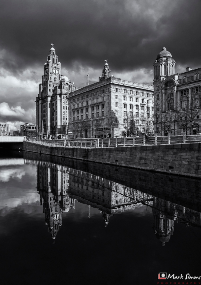 Waterfront, Liverpool, Merseyside, England
