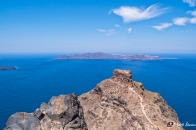 Caldera View, Santorini, Greece, Europe