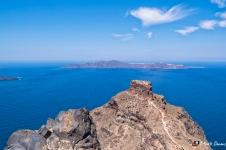 Caldera View, Santorini, Greece, Europe