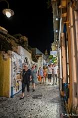 Fira, Santorini, Greece, Europe