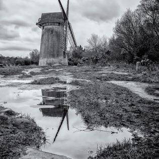 Windmill at Bidston Hill, Wirral