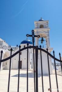 Imerovigli, Santorini, Greece, Europe