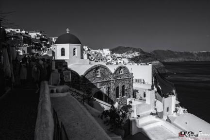 Oia, Santorini, Greece, Europe