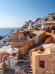 Oia, Santorini, Greece, Europe