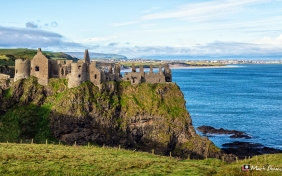 Dunluce Castle, Antrim, Northern Ireland, UK